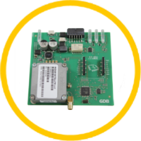 A flexible and compact Internet of Things OEM board for seamless integration. ​